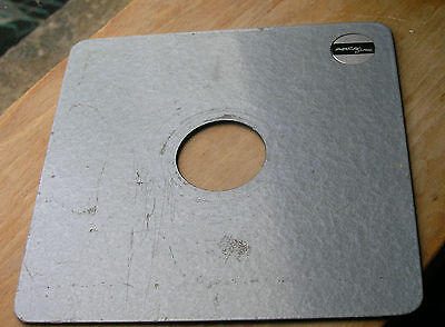 older grey style Arca 171mm  Monorail lens board panel copal 1