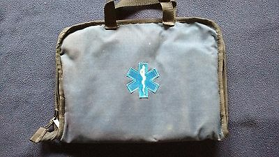 Moore Medical Deluxe Intubation Carry Case #36775 New w/o packageing Free Ship