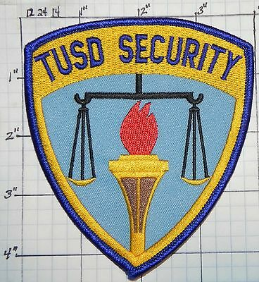 Arizona, Tucson Unified School District Security Patch