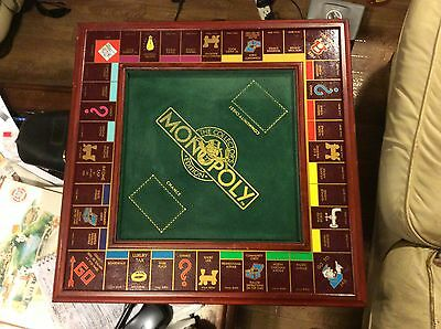Franklin Mint The Collector Edition Monopoly Set