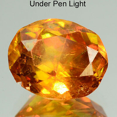 1.52 Cts Amazing Unheated Color Change Natural Sphene Gemstones