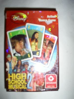 High School Musical 2 Action Dance Game