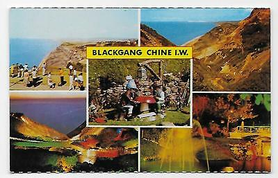 Postcard: Multiview - Blackgang Chine, Isle of Wight