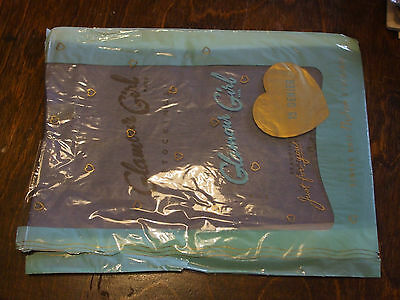 VINTAGE GLAMOUR GIRL nylons never opened  rare late sixties