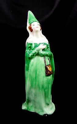 Lovely 1920's Early Crown Staffordshire Figure Mistress Page