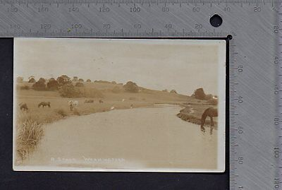 Essex - Wormingford River Stour 1912 RP
