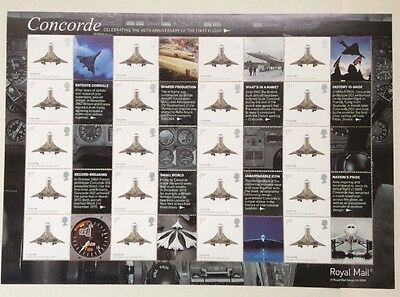 GB: Commemorative Stamp Sheet, MNH, Containing 20 x 1st Class Stamps