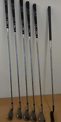 starter set golf clubs wilson X31  6.8.9 pw sw
