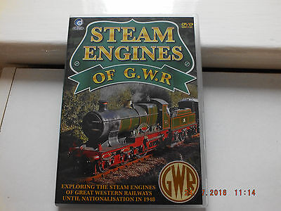 Steam Engines Of The Gwr Dvd