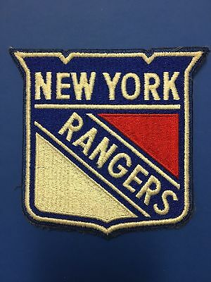 New York Rangers Patch