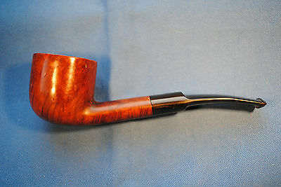 Bristol Mat,bent Pot Briar Estate Pipe