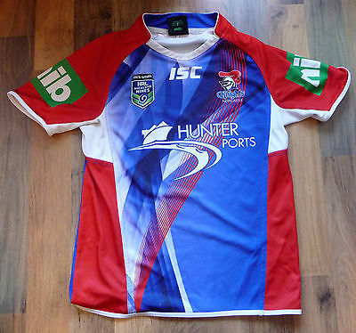 Newcastle Knights NRL Rugby League Shirt Small