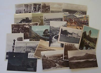 Mixed Lot Of Old Postcards