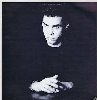 NICK CAVE & BAD SEEDS the firstborn is dead - LP Mute 1985 - ITALY mint