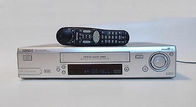 -- Philips VR 910 -- Videorecorder (6 Kopf) Videorekorder - ShowView / LP / NTSC