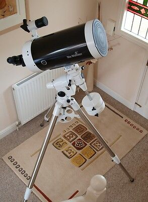 Skywatcher Skymax 180 PRO Maksutov Astronomical Telescope and Mount