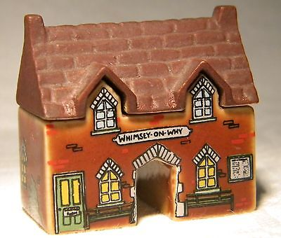 Wade Whimsey-On-Why  Miniature House   Station