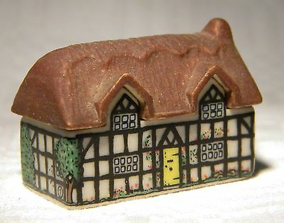 Wade Whimsey-On-Why  Miniature House The Pump House