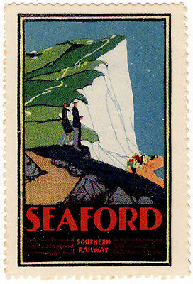 (I.B) Cinderella Collection : Resorts By Railway (Seaford) 2nd issue
