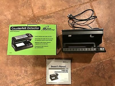 Royal Sovereign (RCD-3) 3-Way Counterfeit Detector