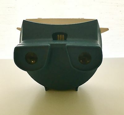 Vintage GAF View-Master Lighted Viewer Model H Battery Operated WORKS