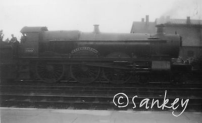 GWR postcard size: 2909 Lady of Provence