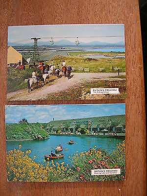 Butlins, Pwllhel ( Cards) Boating Lake, Riding School, Chair Lift,outdoor Pool