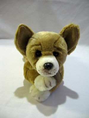 Yomiko Classics Chihuahua Dog Plush Stuffed Animal Realistic Soft Russ 14""