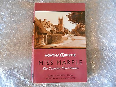 Miss Marple - Complete Short Stories by Agatha Christie (Paperback, 1997)  GC6