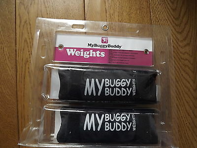 My Buggy Buddy Pram Weights Prevent Tipping Pushchair Buggy Shopping Bags