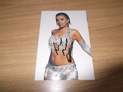 Eastenders & Strictly come dancing Louisa Lytton hand signed 6x4 photo