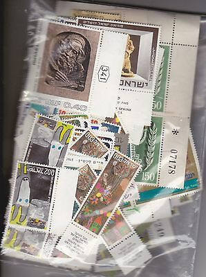 Israel Collection.  Mint Stamps.