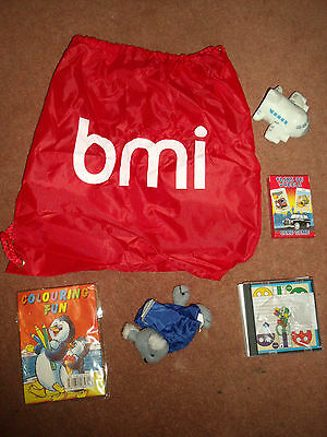 Bmi Airline Childrens Activity Pack *
