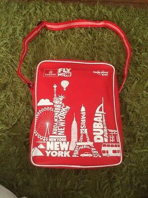 Emirates -Fly With Me - Red Kids Bag
