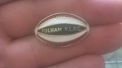 Fulham Rlfc Rugby League Pin Badge
