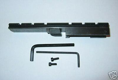 ALL STEEL no gunsmith scope mount for British Lee Enfield 303 No 4 MK 1 2 & 5