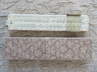 Old Vintage Classic Series 11 Slide Rule in Original Box