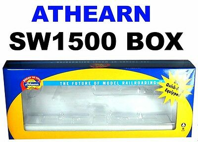 New Style Box Fits Ready To Run Sw1500 Sw1000  Athearn Ho Scale