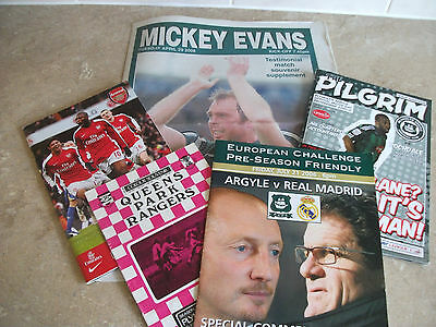 Plymouth Argyle Memorabilia & Yearbook 2006/7