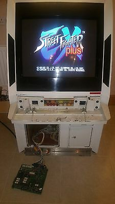 STREET FIGHTER EX PLUS - 1997 Capcom - Guaranteed Working JAMMA Arcade PCB