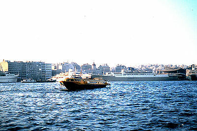 Own Photo Of Epirotiki'S Oceanus At Piraeus In 1979