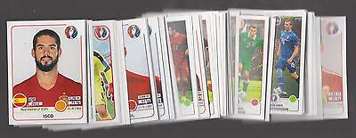 Panini Euro 2016 France Sticker Choose 10 Stickers A