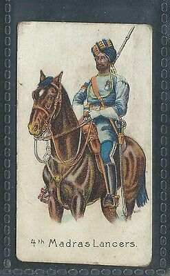 Hill's Colonial Troops Sweet American 4Th Madras Lancers