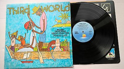 THIRD WORLD - Journey to Addis - 3U Pressing VINYL LP