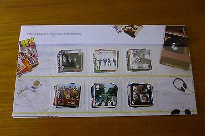 GB 2007 The Beatles Presentation Pack No. 392