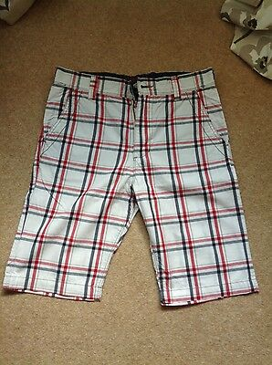 Next Boys Shorts Age 14 Exc Condition (worn once)