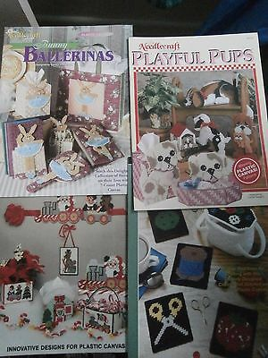 4 plastic canvas tapestry patterns 1