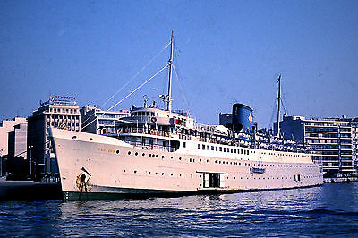 Own Photo Of Cp'S Ex Princess Elizabeth As Pegasus Piraeus 71