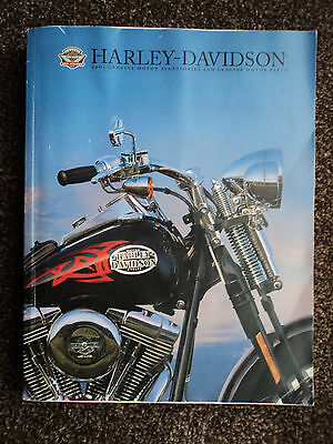 Harley Davidson accessory catalogue    FREE POSTAGE