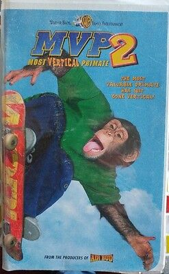 MVP 2: Most Vertical Primate VHS 1994